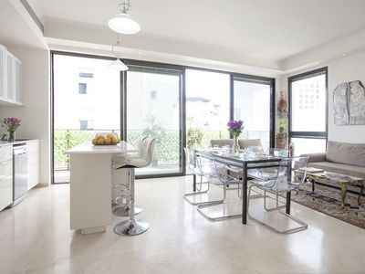 Photo for 2 Bedrooms (Modern) Apartment - 10 Frishman Street.