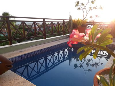 Photo for Penthouse Top of Town, Wonderful 3/4 Bedroom, Penthouse Flat / Private Pool
