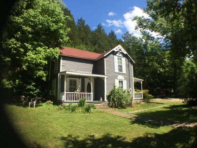 Downtown Eureka Springs Vacation Cottage