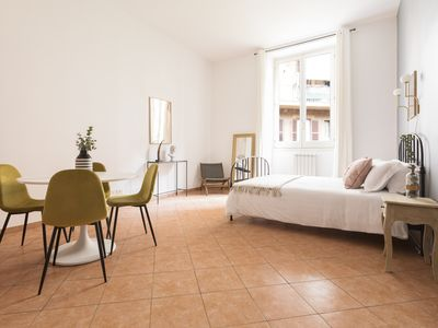 Photo for Classic 1BR in San Pietro / Vaticano by Sonder
