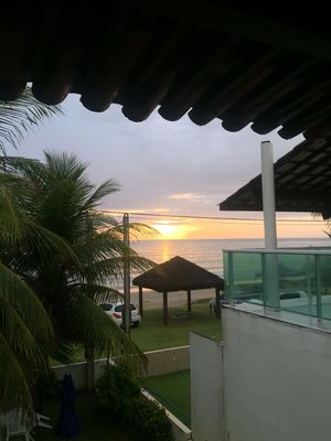 Photo for Casa Beira Mar on the best stretch of Tamandaré Beach