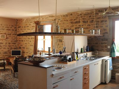 Photo for Charming cottage 9 people, in the heart of Burgundy