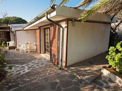 Photo for Two room apartment for 3 persons at few meters from the beach of Innamorata