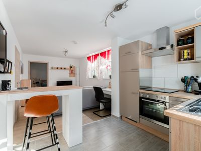 Photo for Modern apartment near Frankfurt