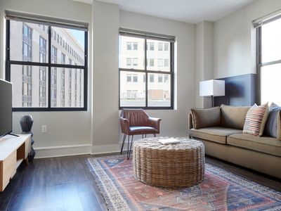 Photo for Sonder | Financial District | Bright 1BR