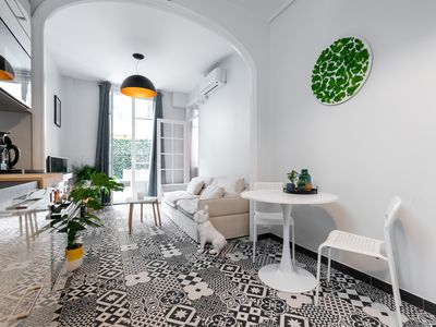 Photo for French Style Apartment With Garden Nice Port