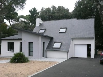 Photo for House on plot of 1000m2 fully enclosed