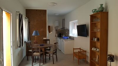 Photo for Village house completely renovated divided into 4 apartments with courtyard in Arico Vie