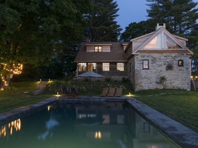Photo for NEW renovated Stonehouse with Saltwater Pool