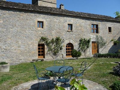 Photo for Beautiful Aragonese Pastorie with beautiful views of the Pyrenees
