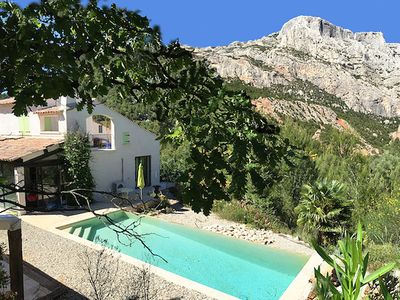 Photo for BEAUTIFUL HOUSE WITH POOL -  STE VICTOIRE VIEW