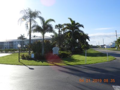 Photo for 2 Bedroom 2 Bath Condo  in Beautiful Punta Gorda Florida with Boat Dock