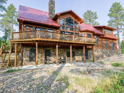 Photo for Black Hills Paradise 5BR Spacious Getaway Home Close to Deadwood