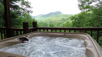 Photo for Weekday Specials-Beautiful Mtn Views Amid Wine Country-Steamy Hot Tub