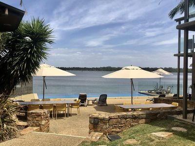 Photo for Lakeside Villas Nagambie