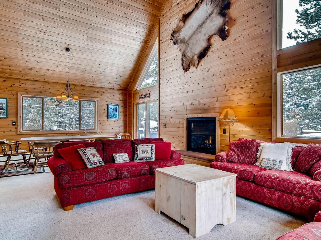 Casa per 12 persone a breckenridge 465464 for Affitto cabina breckenridge