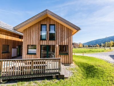 Photo for Modern Wooden Chalet in Sankt Georgen ob Murau with Jacuzzi