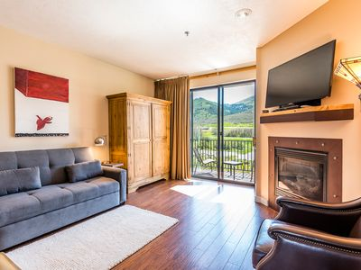 Photo for New on VRBO! Top Floor Deer Valley/Jordanelle Condo! Close To Slopes and Lake!