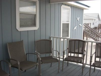 Covered Front Porch - Seating for 8+
