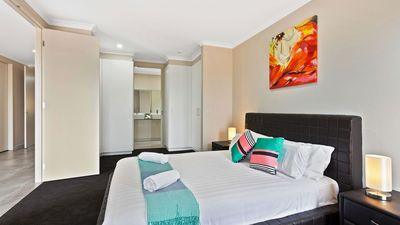Photo for Spacious, New 5 Bdrms, Family friendly,  Great Value for Short or Extended Stays