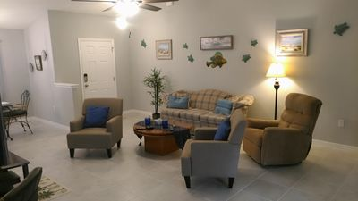 Photo for Brand New 4 BR/2 BA House 5 Miles from Beach