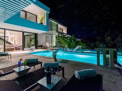 Photo for Luxury Villa Luna with Swimming Pool