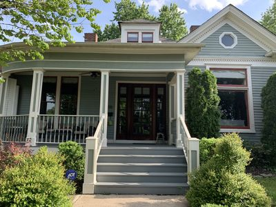 """Photo for East Nashville Chic Cottage in """"Five Points"""" area 30+ Day stay only!"""