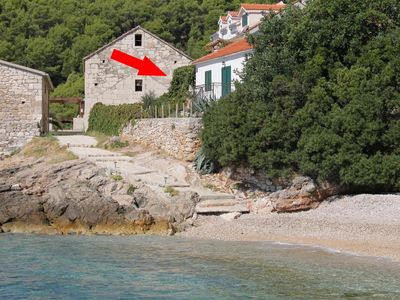 Photo for House in Tvrdni Dolac (Hvar), capacity 8+0