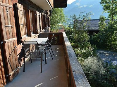 Photo for Apartment Akelei (gross) in Zweisimmen - 7 persons, 3 bedrooms