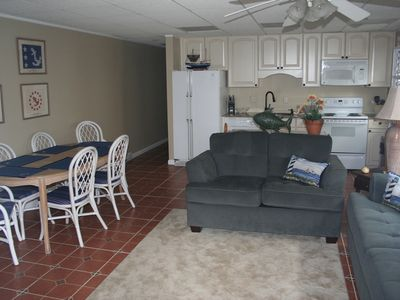 Photo for One block To Beach 3 Bedroom Condo