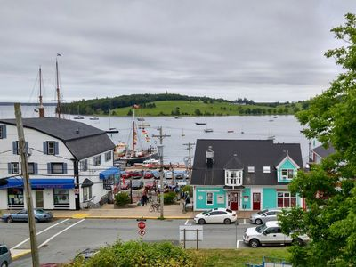 Photo for New Listing- centre of old town lunenberg, harbour views, restored, historic home