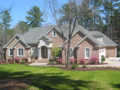 Photo for Masters 2020 -  Welcome Guests, Sleeps 10 Spacious & Relaxing, 4800 Sq. Ft.