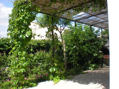 Photo for charming villa in the heart of '' LA CLAPE 'in Cathar