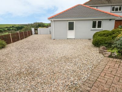 Photo for 11 PENALLY HEIGHTS, with a garden in Tenby, Ref 989683