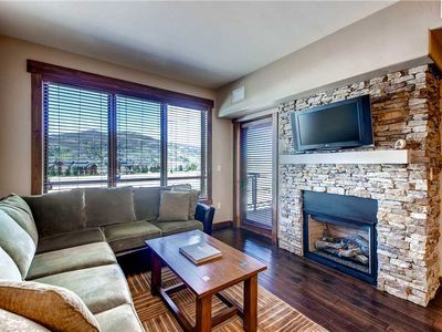 Photo for Beautiful condo next to Wildhorse gondola w/loads of on-site resort amenities