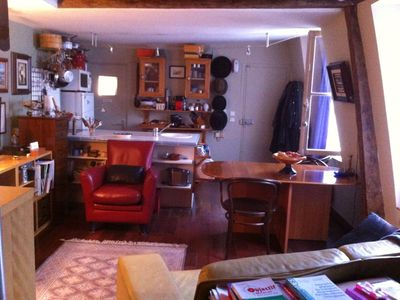 Photo for Great Location Musée D'Orsay Charming Studio MONTHLY RENTAL ONLY