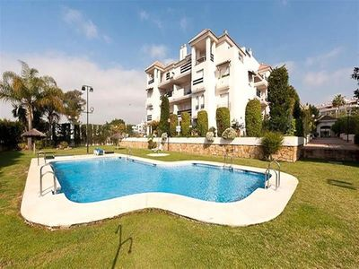 Photo for Puerto Banus 2 bed room apartment 400m to the Beach