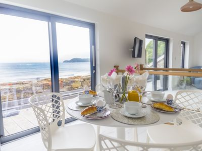 Photo for Amazing views over Beach and the sea.2 bedrooms