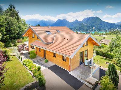 Photo for Discover lake and Alpine sports at this stunning villa - OVO Network