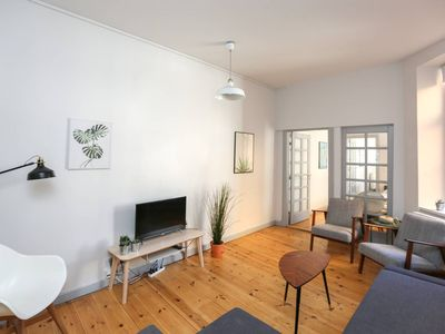 Photo for 50m from Strøget! Spacious with two living rooms