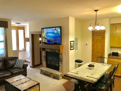 Photo for Ski, Golf, Fish, Ride, Hike, Rest - Kicking Horse Ski-in Ski-out (Granby Ranch)