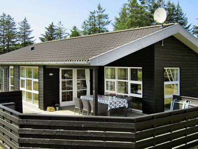 Photo for Rustic Holiday Home in Ålbæk with Sauna