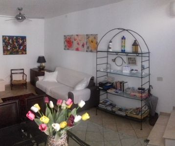 Photo for SALO 'Lombardia Italy LAKE GARDA Apartment with private car garage