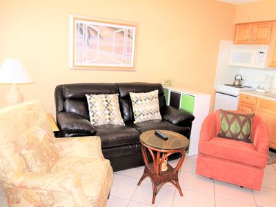 Photo for Tropic Breeze Unit 14 Madeira Beach Second Floor Condo With Gulf Views