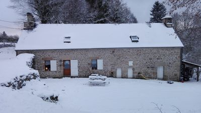 Photo for Beautiful cottage for 6 persons, in Corrèze, in the heart of the Plateau de Millevaches