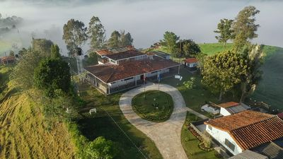 Photo for Authentic Colombian Finca away from the cities - Calm - Peace - Adventure