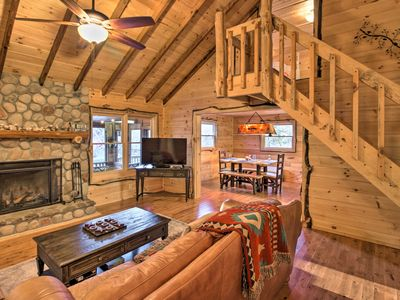 Photo for Remodeled Blue Ridge Home Along Toccoa River!