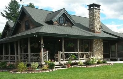 Photo for Adirondack-Style Camp in the Heart of the Lake Placid Region