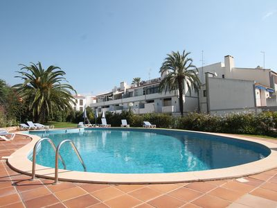 Photo for 3BR Apartment Vacation Rental in Quarteira, Faro