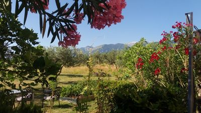 Photo for Come stay in your own private apt in a beautiful old stone farmhouse in Abruzzo!